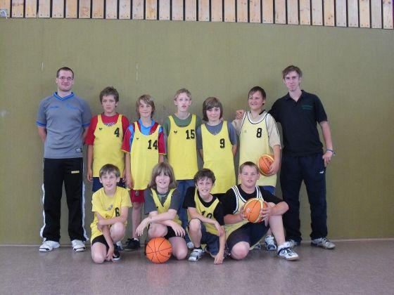 U12 Basketball