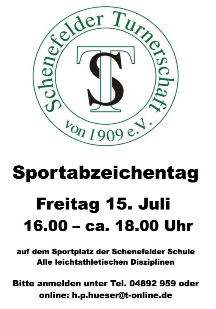 Sportabzeichentag 2016