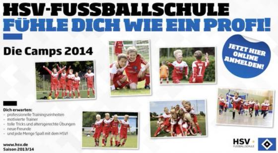 HSV Fußballschule 2014